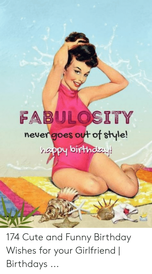 Cool Fabulosity Never Goes Out Of Style Birth 174 Cute And Funny Funny Birthday Cards Online Elaedamsfinfo