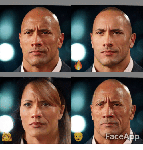 Funny App And Face Face App