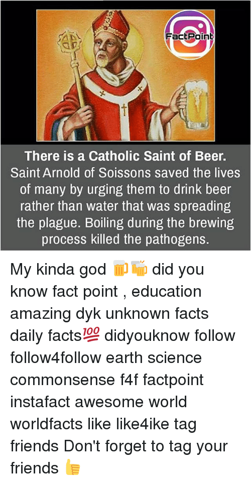 Catholic saint of anal sex