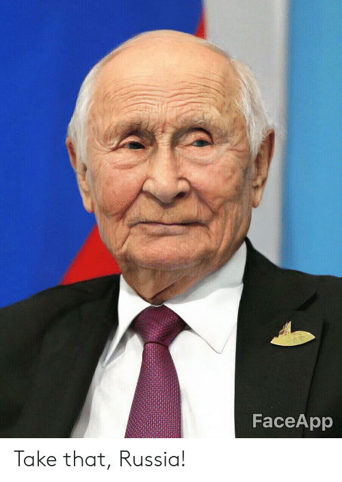 is the face app russian