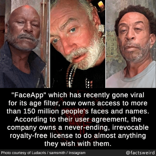 FaceApp Which Has Recently Gone Viral for Its Age Filter Now Owns