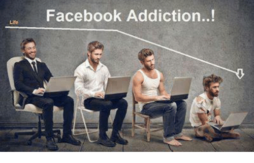 how to stop being addicted to facebook