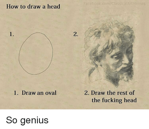 how to draw facebook