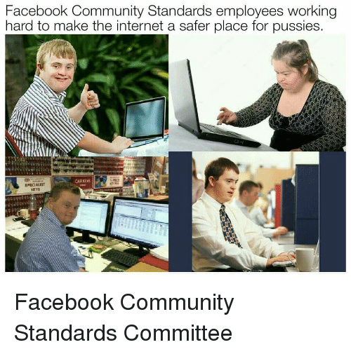 Facebook Community Standards Employees Working Hard to Make