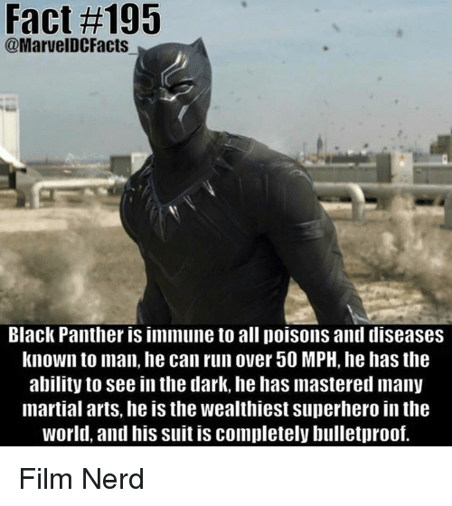 Black Panther Meme