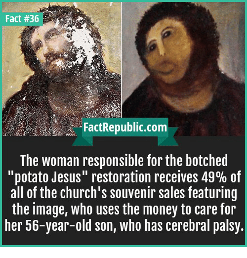 Fact 36 Factrepubliccom The Woman Responsible For The
