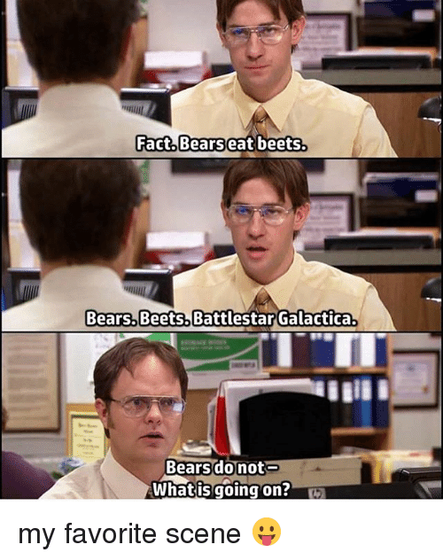 fact bears eat beets bears beets battlestar galactica bears do 23292038 fact bears eat beets bears beets battlestar galactica bears do not