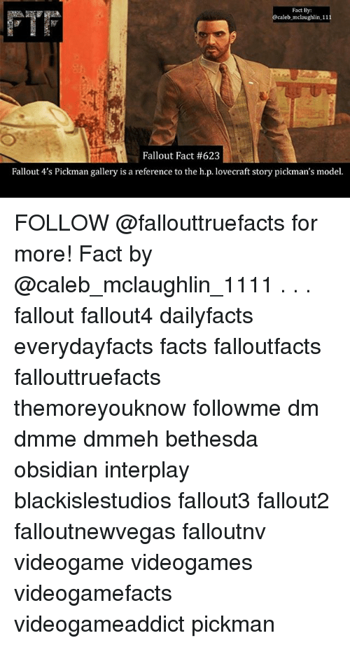 fact by mclaughlin 11 fallout fact 623 fallout 4 s pickman gallery