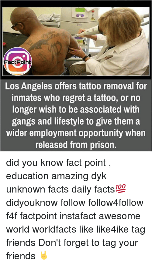 25 best memes about prison and tattoos prison and for Best tattoo removal los angeles