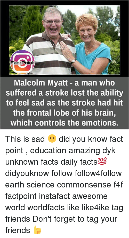 factpoint malcolm myatt a man who suffered a stroke 25544772 ✅ 25 best memes about strokes strokes memes