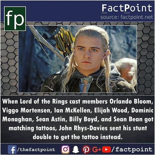 Orlando Bloom Stunt Double Lord Of The Rings