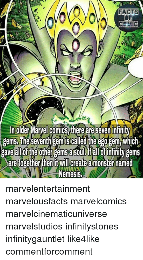 infinity gems. facts, marvel comics, and memes: facts cemic in older comics.there infinity gems