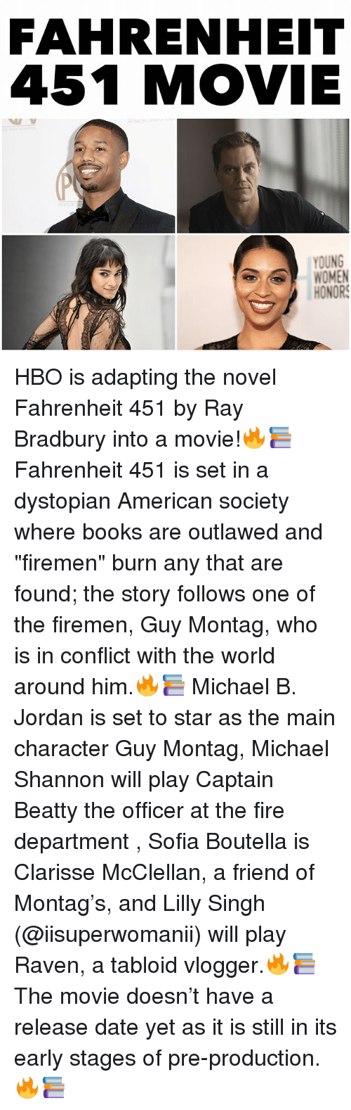 "an analysis of the character guy montag in the novel fahrenheit 451 by ray bradbury 'fahrenheit 451,' read by tim robbins fahrenheit 451"" to me i hope that ray bradbury of the ""fahrenheit 451"" protagonist, guy montag."