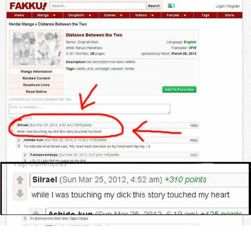 fakku account