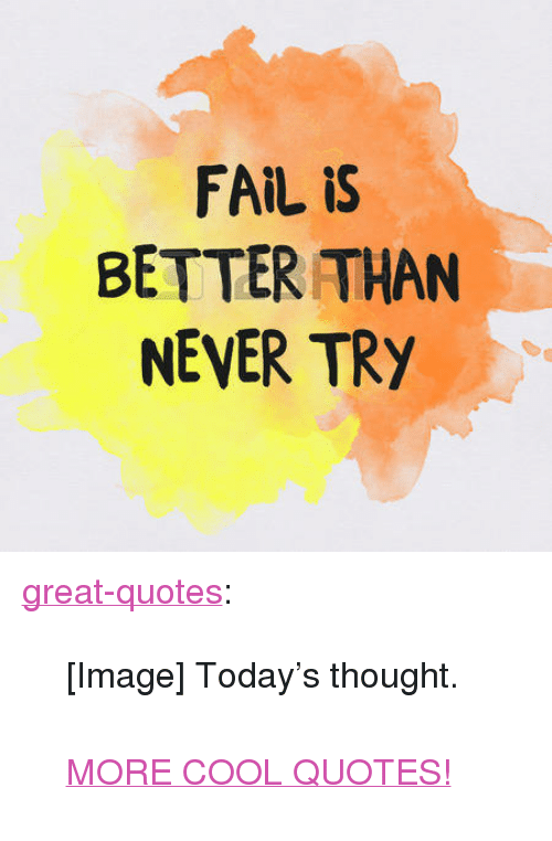 FAL Is BETTER THAN NEVER TRY <p><a Href=httpgreat ...