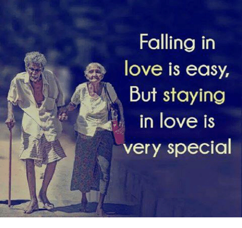 Love, Memes, and 🤖: Falling in  love is easy  But staying  in love is  very special