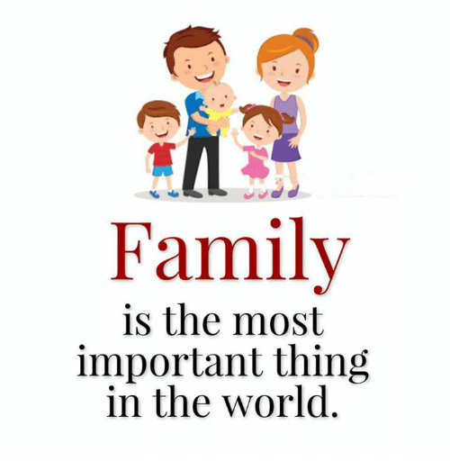 Family Is The Most Important Thing In The World Meme On Meme