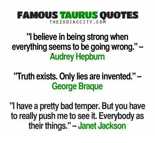 Famous Taurus Quotes C0m Ibelieve In Being Strong When Everything