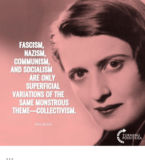 Fascism Nazism Communism And Socialism Are Only Superficial