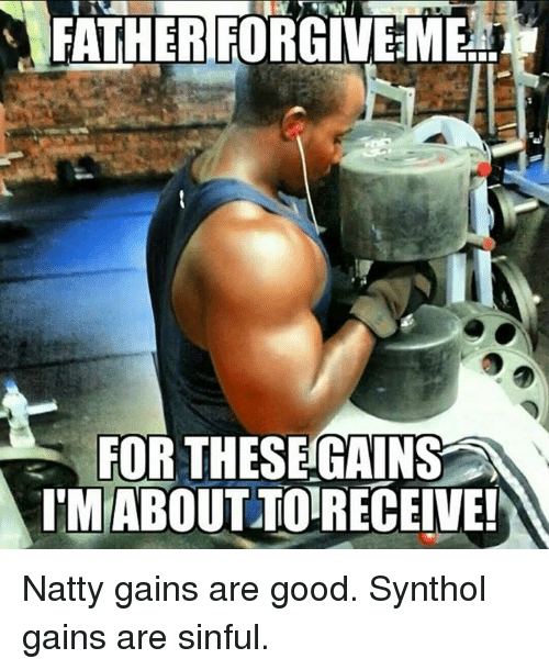 🔥 25+ Best Memes About Synthol | Synthol Memes