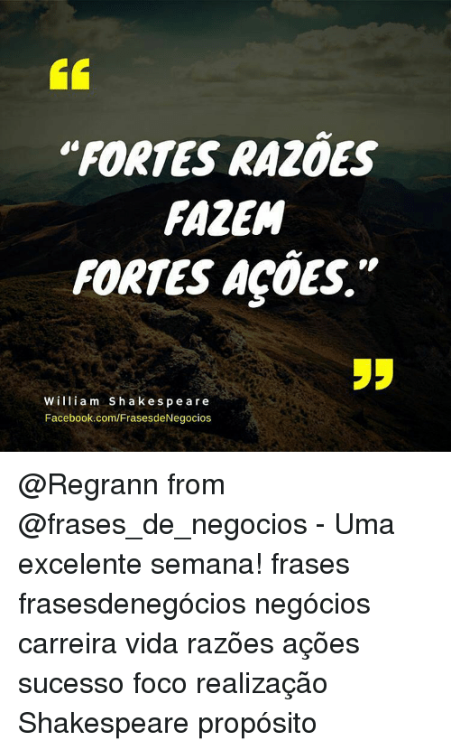Fazem Fortes Acoes 55 William Shakespeare