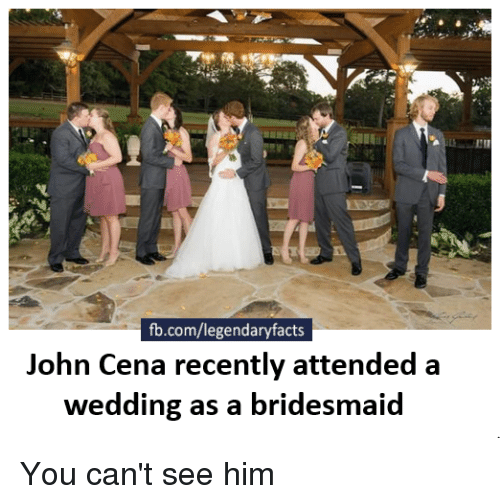 talking about a wedding you attended recently