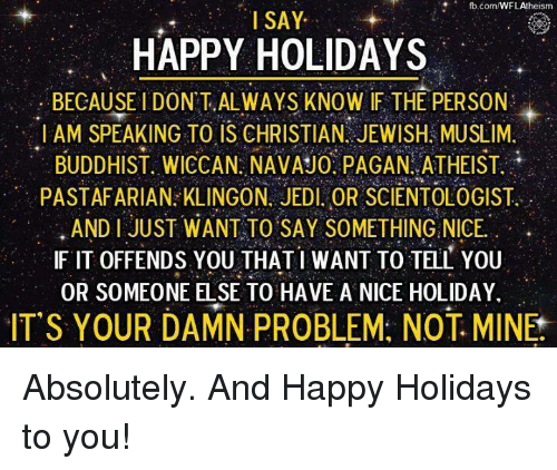how to say happy holidays in india