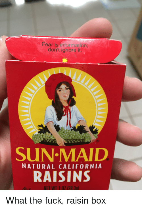Sunmaid Raisins Girl