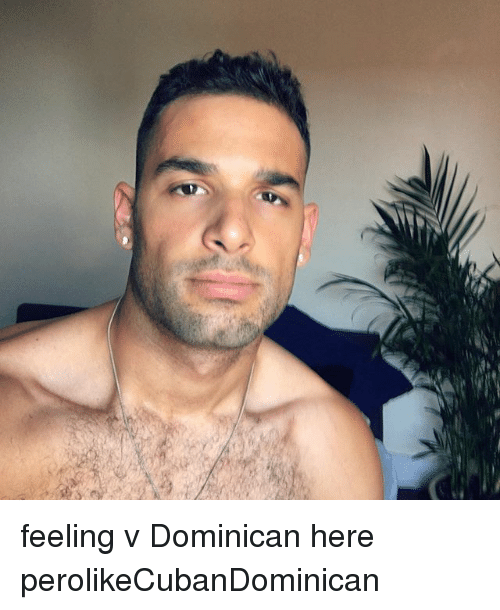 What To Expect When Dating A Dominican Man