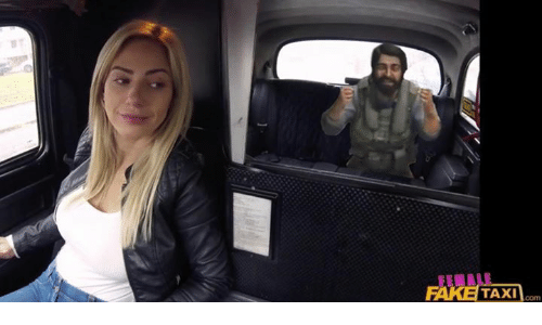 Female Fake Taxi Angel Long