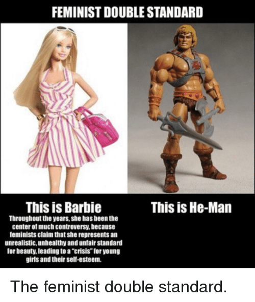 Feminist Double Standard This Is Barbie Throughout The Years She Has