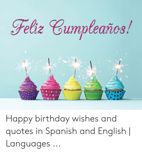 Fetia Cumplearios Happy Birthday Wishes and Quotes in ...