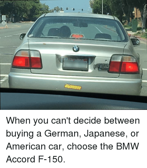 Americans Buying Japanese Cars