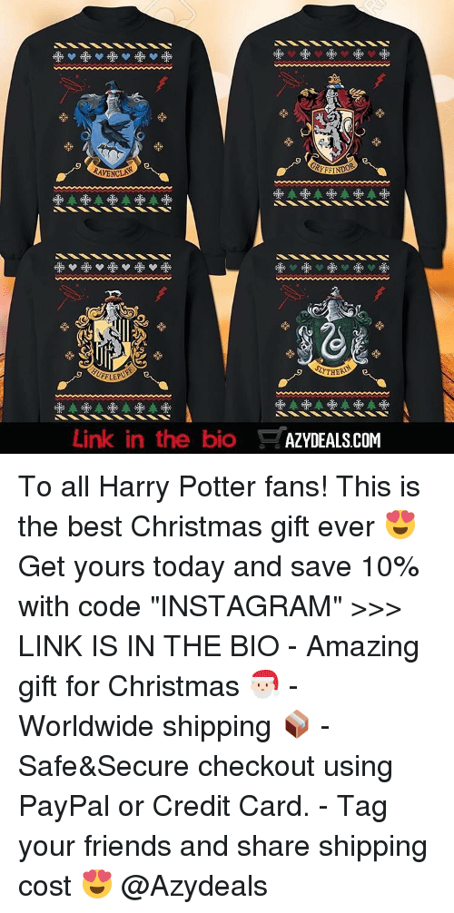 FFLER Link in the Bio AZYDEALSCOM to All Harry Potter Fans! This Is ...