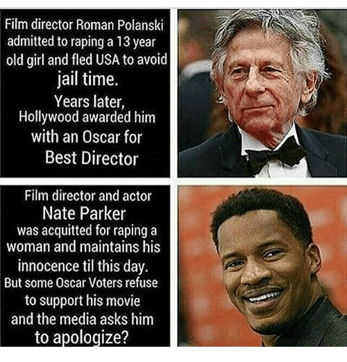 Film Director Roman Polanski Admitted To Raping A 13 Year Old Girl