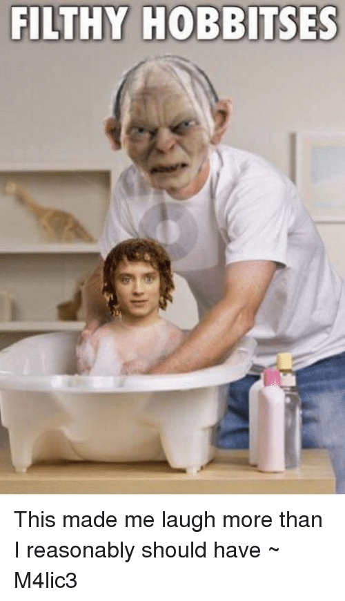 Filthy Hobbitses