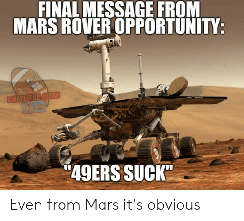 mars rover final message - photo #5
