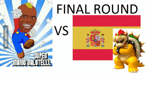 Final Round Vs Super Bowser Mario Movie Meme On Me Me