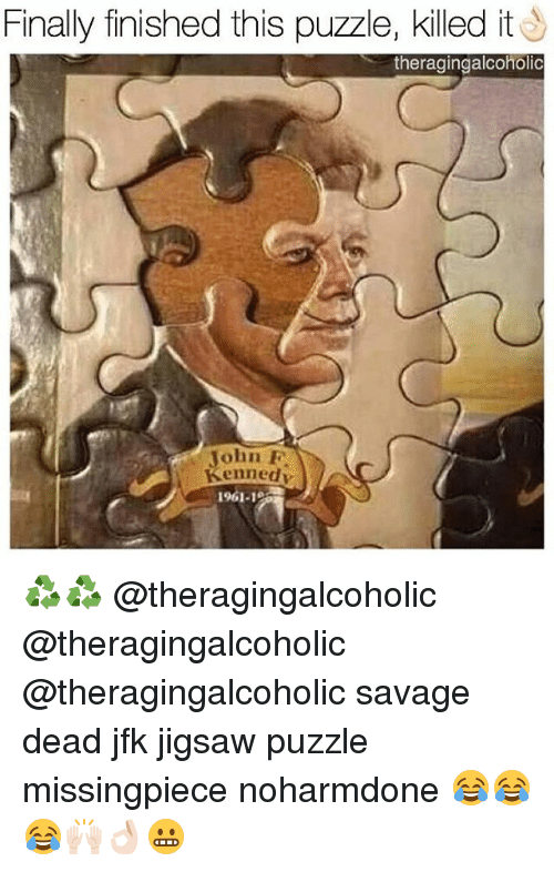 finally finished this puzzle killed it theragingalcoholic john e 961 10 27557254 finally finished this puzzle killed it theragingalcoholic john e