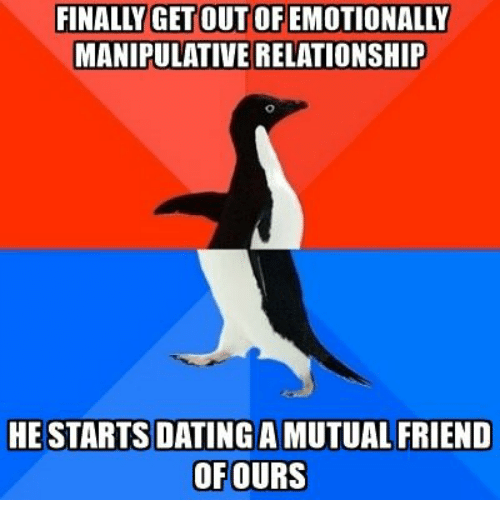 Emotionally manipulative dating
