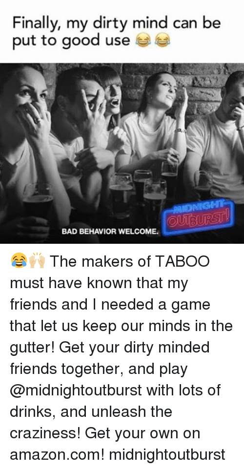 Dirty taboo caption important