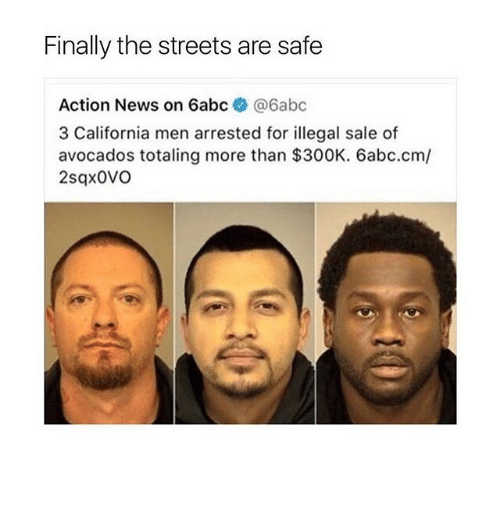 Finally the Streets Are Safe Action News on 6abc 3
