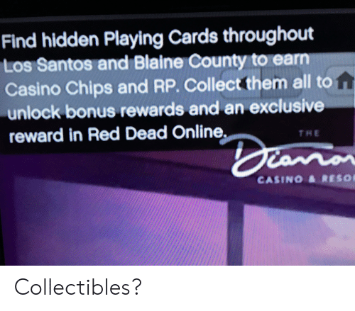 Find Hidden Playing Cards Throughout Los Santos And Blaine County To
