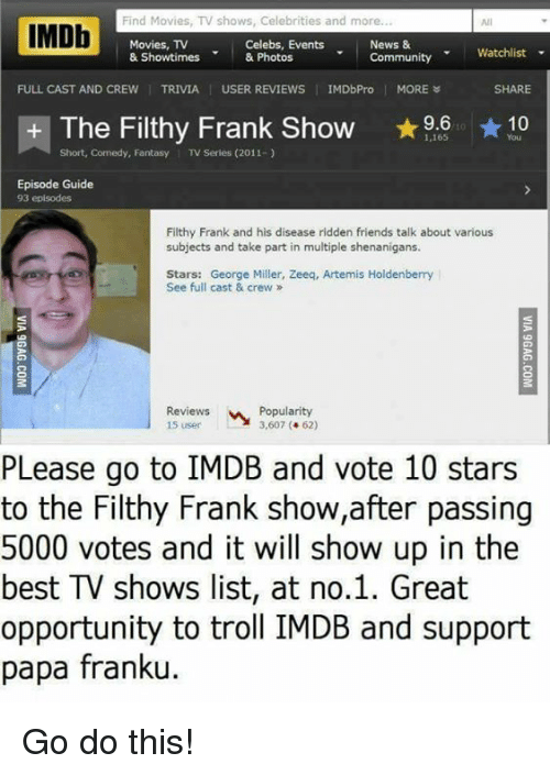 The Filthy Frank Show