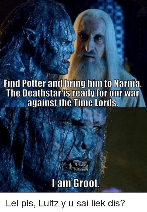 find potter and bring hiim to narnia the deathstar is 26771305 ✅ 25 best memes about narnia narnia memes,Narnia Memes