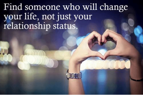 Changing for love in your relationship