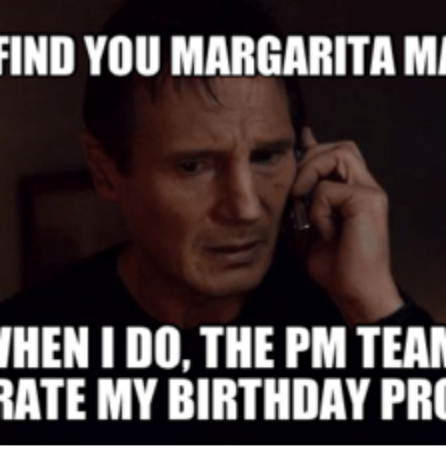 happy birthday images with margaritas