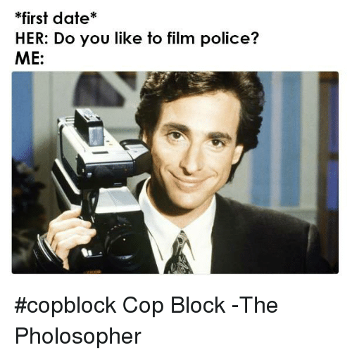 How to handle dating a cop