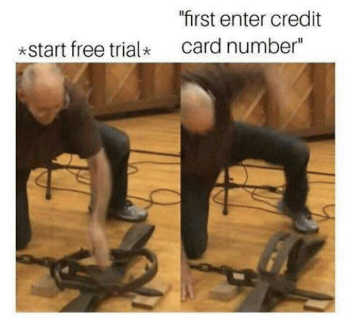 """Memes, Free, and 🤖: """"first enter credit  *start free tal card number"""""""