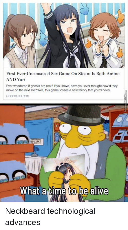 Uncensored Sex Games